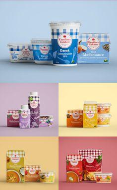 Karolines Køkken — The Dieline | Packaging & Branding Design & Innovation News