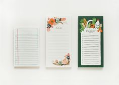 I love everything on this site! Rifle Paper Co. - RIFLE blog