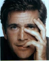 Darling picture of gorgeous Mel Gibson