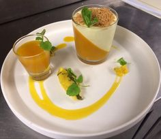 @Jono01642 - Mango cheesecake, mango salsa, mango soup. #FeedYourEyes Nov/Dec