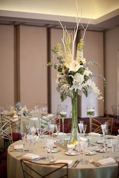 Photography: Christy Tyler Photography - christytylerphotography.com Wedding Coordination: Big City Bride - bigcitybride.com/ Floral Design: Artquest - artquestltd.com   Read More on SMP: http://stylemepretty.com/vault/gallery/12904