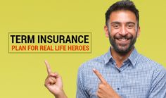Buying a term insurance plan is not that difficult a task to complete. It is, however, a very important task to take care of. If you are the breadwinner of your family, you are a hero for your loved ones. You do not need to wear a cape to become a hero. You can simply become a hero by providing for your loved ones. Term Life Insurance, Real Life, Cape, First Love, How To Become, Hero, How To Plan, Mantle, Cabo