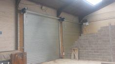 Industrial workshop installed near Stamford.