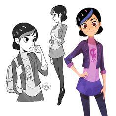 Gurihiruの絵とか落書きとか。Comic artist and character designer living in Japan. http://gurihiru.com/