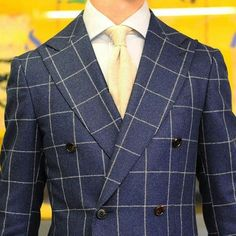 My Dapper Self — Windowpane perfection. Enjoy!!!   #suit #dapper...