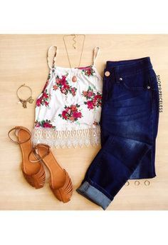 Cute clothes for spring/summer! #springbreakout