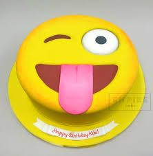 Image result for emoji cake