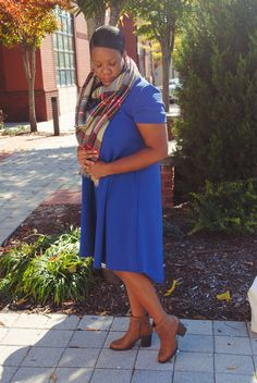 3 Tips for Styling a LulaRoe Carly Dress for Fall - Truly Yours, A. RVA Fashion & Lifestyle Blog