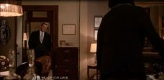 Smash: Anjelica Huston's Office