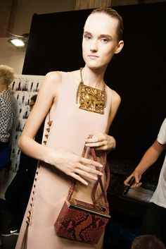 Lanvin Spring 2015 Ready-to-Wear - Beauty - Gallery - Style.com