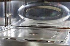 Cómo limpiar el microondas de forma fácil y rápida - Guía de MANUALIDADES