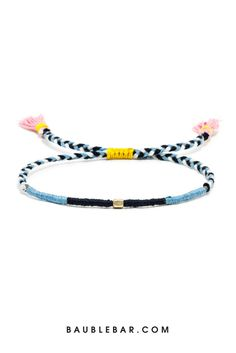 @womenshealthmag editors picked this pretty friendship bracelet to wear from the office to the gym, and we can't stop wearing it! Click the picture to see their other picks!