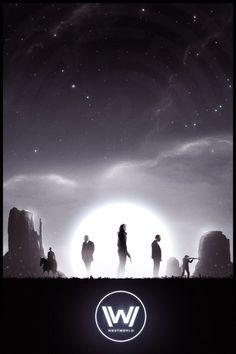 Westworld Poster - Colin Morella