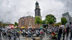 Bilder Bikergottesdienst Hamburg | Mieses Wetter: Weniger Biker beim MOGO | NDR.de - Nachrichten ...