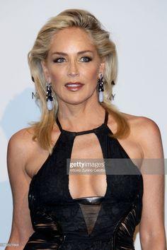 Sharon Stone Photos, Stock Pictures, Stock Photos, Royalty Free Photos, Dresses, Women, Milan Fashion, News, Google