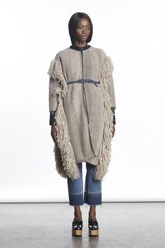 Rachel Comey - Fall 2015 Ready-to-Wear
