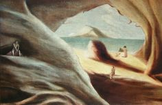 Tony Fomison - Not just a picnic Auckland Art Gallery, Christian Names, New Zealand Art, Contemporary Art, Picnic, Tonga, Paintings, Artwork, Salvador Dali