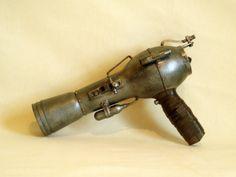 OOAK Steampunk Gun  The Toad by RedRangerRayGuns on Etsy, $120.00