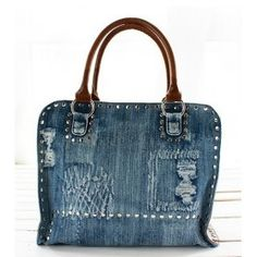 Jean bag, luxury bag handbag purse