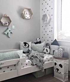 Is To Me | How cute is this kid's room | Image: @kajastef