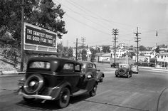 Looking northwest from Glendale Boulevard near Fletcher Drive in Silver Lake 1937 California History, Southern California, Silver Lake Los Angeles, Oil Service, Echo Park, Los Angeles California, Back In Time, Historical Pictures, Amusement Park