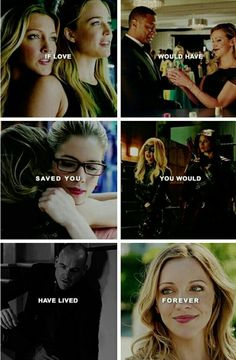 #DinahLaurelLance loved by everyone
