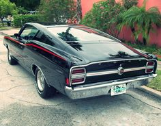 1968 Ford Torino GT Fastback!