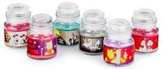 Disney (3.5oz) Scented Mini Jar Candles