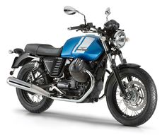 Moto Guzzi moottoripyörät