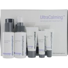 A perfect introduction to Dermalogica skincare for the ultra sensitive skin types out there, or post chemical peel!