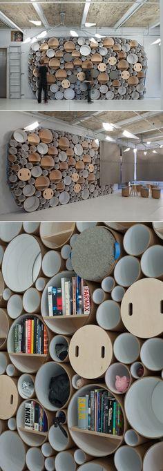 DESIGN >>> SOFTlab pour l'agence Blue Marlin - Journal du Design