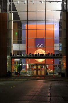 Science Center of Iowa, Des Moines, Iowa.