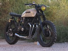 I am selling a beautifully crafted 1979 Suzuki GS550 Scrambler/Cafe Racer. This is a one of a kind moto and there is not another one in the world like it. This moto has been built from the ground up with a special attention to detail. This moto sounds and rides just as good as it looks! I also have a clean title in hand.