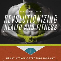 8 Technologies Revolutionizing Health and Fitness | Infographic