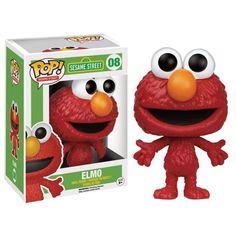 Sesame Street Pop! Vinyl Figure - Elmo : Forbidden Planet