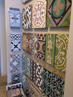 On the Hunt for Tile  Pretty Bathroom Tile