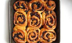 Jane Pettigrew's chelsea buns
