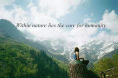 """""""En la naturaleza reside la sanación de la humanidad.""""  Bendecido Domingo, Corazones!!!  Amor. <3 Yulia Timofti  www.yuliatimofti.com"""