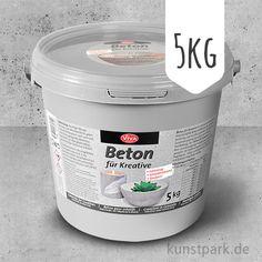 Viva Decor Beton für Kreative - Gieß-Beton 5,0 kg