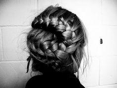 so cute hair <3