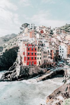 Italy's coast