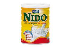 Leite em Pó NIDO | Nestlé