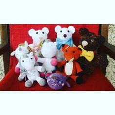 Estamos crescendo! :D #amigurumi #crochet #crochetlovers #amigurumi #feitoamao…