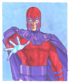 Magneto by Phil Noto