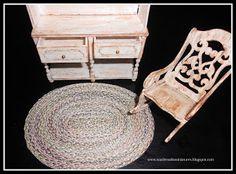 how to: dollhouse braided rug