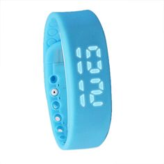 SZ-LGFM-New Waterproof Movement Health Pedometer Sleep Monitoring <font><b>Smart</b></font> Bracelet <font><b>Watches</b></font> blue. Have a look at even more at the photo link Find out more at fitness4youme.com... - smart bracelet fitness tracker watches - amzn.to/2ijjZXZ Women's Running Gadgets - amzn.to/2iWkXcA Sports & Outdoors - running gadgets womens - http://amzn.to/2m46th0