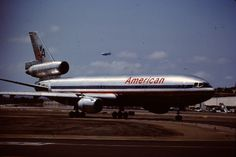 June 12, 1972 - American Airlines Flight 96; the rear cargo door of a near-new McDonnell Douglas DC-10 en route from Los Angeles to New York with stops in Detroit Metropolitan Wayne County Airport, MI and Buffalo Niagara International Airport, NY opened in flight, causing an explosive decompression over Windsor, Ontario. Tail controls were damaged but it landed safely at Detroit. The cause was a design flaw of the DC-10 rear cargo door latching mechanism.