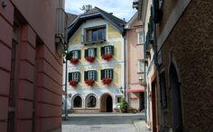 Taken in Gmunden, Austria where my oldest son lives. Gmunden Austria, The Originals, Travel, Life, Viajes, Destinations, Traveling, Trips