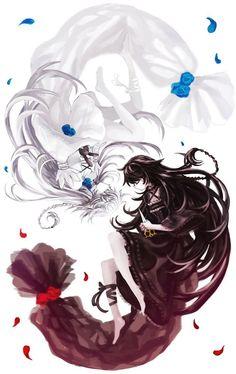 La volonté de l'abysse et Alice - Pandora Hearts