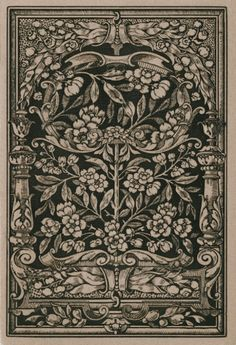 Mystical Stories Wall Panel A beautiful floral design.